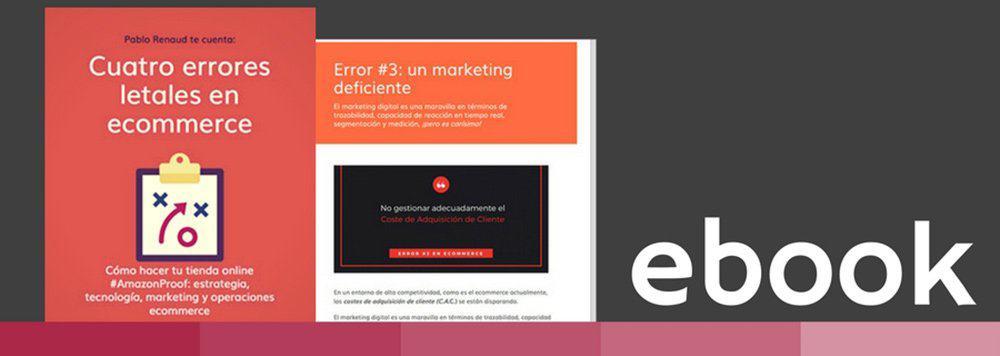 Ebook de errores en ecommerce por Pablo Renaud
