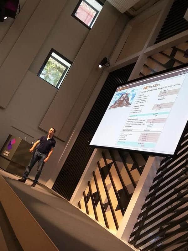 Pablo Renaud - Google Campus - Captar clientes Ecommerce