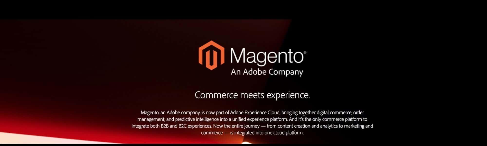 Adobe compra Magento: consecuencias y futuro de la plataforma ecommerce B2B y B2C líder