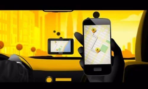 Apps de taxis online: m-commerce y una propuesta de valor más potente