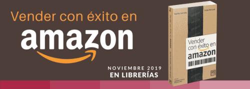 Libro Vender con éxito en Amazon de Pablo Renaud y Nacho Somalo