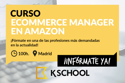 Curso de ecommerce manager en Amazon y marketplaces