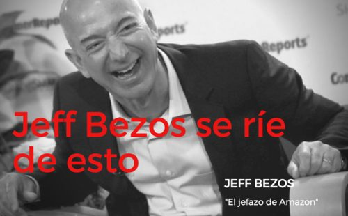Jeff Bezos errores en ecommerce