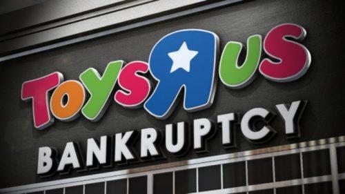 Cierre de Toys 'R' Us por culpa de vender en Amazon