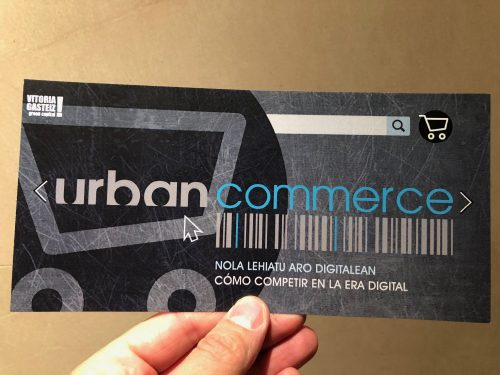 Entrada al evento Urban Commerce