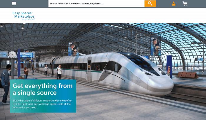 Marketplace B2B de Siemens