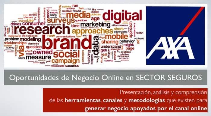 Oportunidades de Negocio Online en SECTOR SEGUROS