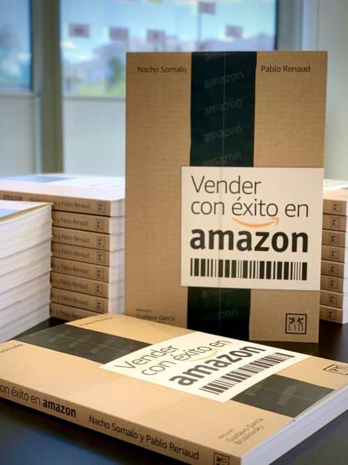 Libro: Vender con éxito en Amazon de Pablo Renaud