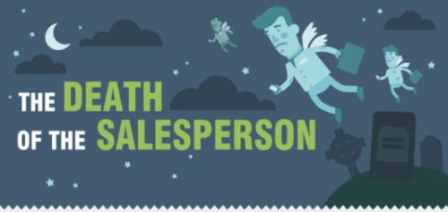 Informe Forrester: muerte del vendedor B2B