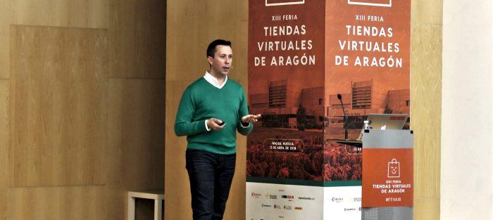 Pablo Renaud en la conferencia de ecommerce de FTVA