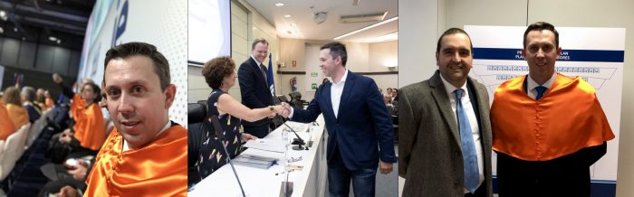 Premio excelencia docente Pablo Renaud