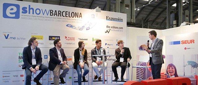 Ecommerce Forum - eShow Barcelona - Pablo Renaud