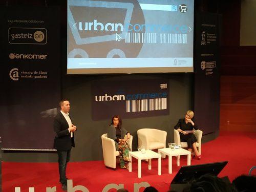 Pablo Renaud, speaker sobre Amazon y Comercio electrónico en jornada Urban Commerce