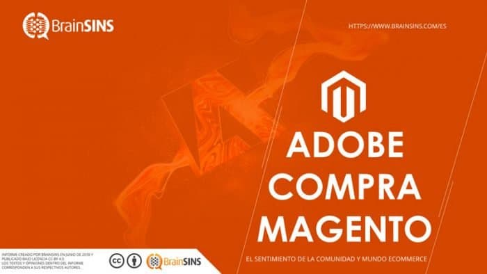 Informe BrainSins: Adobe compra Magento