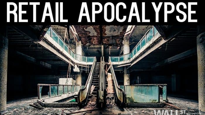 Vender en Amazon, responsable del retail apocalypse