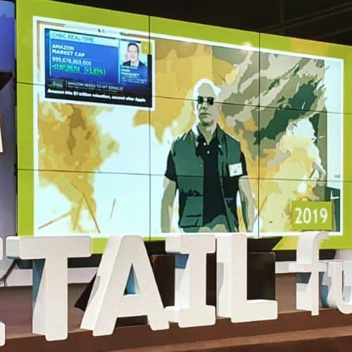 Jeff Bezos en Retail Future 2019