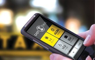 app de taxi online