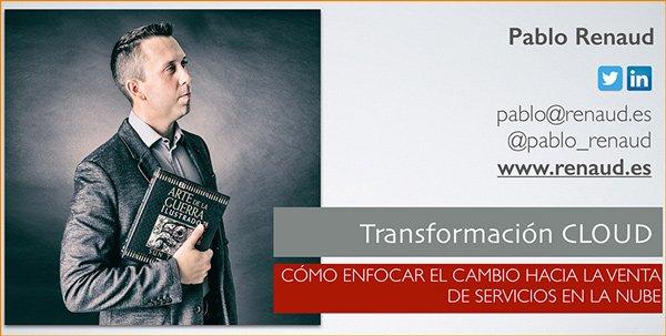 Cursos y formación: transformación cloud